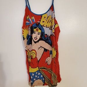 Wonder woman Tank top